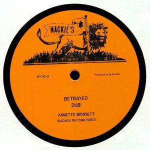 BRISSETT, Annette - Betrayed