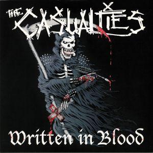 CASUALTIES, The - Written In Blood