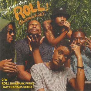 INTERNET, The - Roll (Burbank Funk)