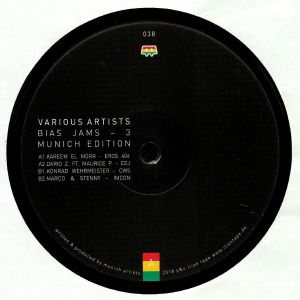 EL MORR, Kareem/DARIO Z/KONRAD WEHRMEISTER/MARCO/STENNY - Bias Jams: 3 Munich Edition