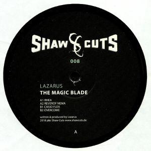 LAZARUS - The Magic Blade