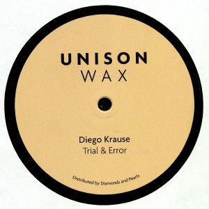 KRAUSE, Diego - Trial & Error