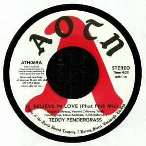 PENDERGRASS, Teddy - Believe In Love