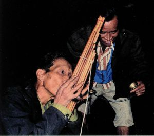 JEANNEAU, Laurent - Music Of Southern & Northern Laos