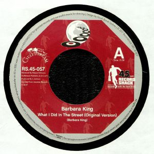 KING, Barbara - What I Did In The Street