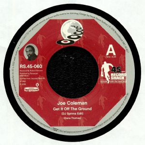 COLEMAN, Joe - Get It Off The Ground