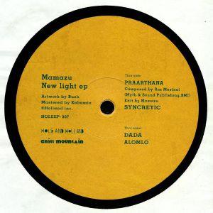 MAMAZU - New Light EP