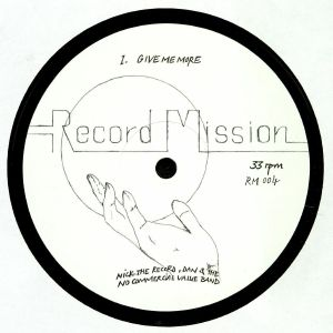 RECORD MISSION - EP 4
