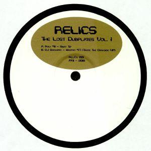 ROLY 91/DJ BACKSPIN - The Lost Dubplates Vol 1