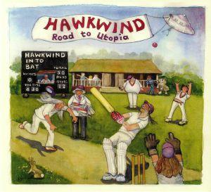 HAWKWIND - Road To Utopia