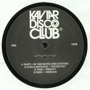 JEVANTTE/ARI BALD/MARTIN MIGUEL/TILMAN/HIGGINS - Kaviar Disco Club 002