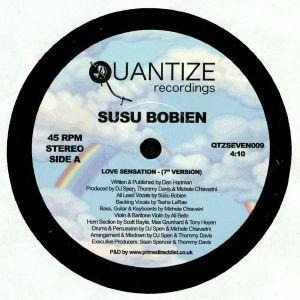 SUSU BOBIEN - Love Sensation