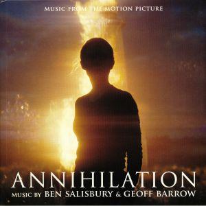 SALISBURY, Ben /GEOFF BARROW - Annihilation (Soundtrack)