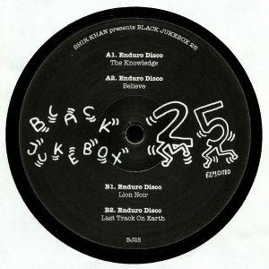 ENDURO DISCO - Shir Khan Presents Black Jukebox 25