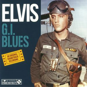 PRESLEY, Elvis - GI Blues