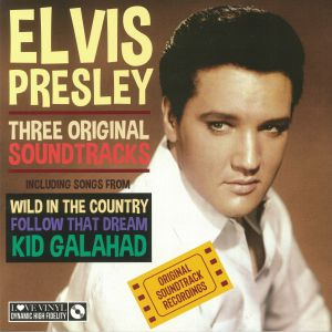 PRESLEY, Elvis - Three Original Soundtracks