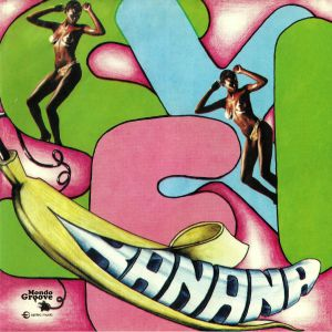 DRUMS MUSIC SHOW/OLGA MELCHIONDA/PATRICIA & TOP SECRET - Sexy Banana EP