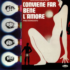 BONGUSTO, Fred - Conviene Far Bene L'Amore (Soundtrack)