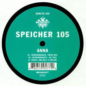 ANNA - Speicher 105 (repress)