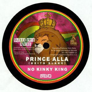 PRINCE ALLA/KEETY ROOTS - No Kinky King