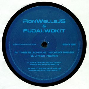 RONWELLSJS/FUDALWOKIT - This Is Jungle Techno
