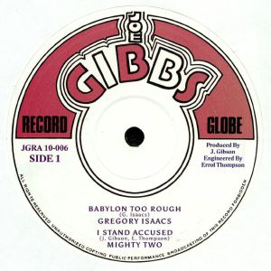 ISAACS, Gregory/MIGHTY TWO/JUNIOR BYLES - Babylon Too Rough