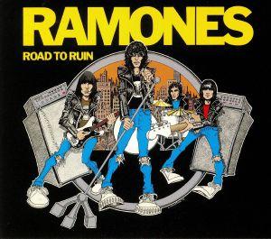 RAMONES - Road To Ruin: 40th Anniversary Edition