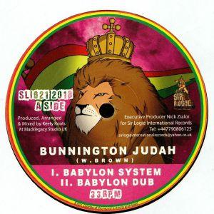 BUNNINGTON JUDAH/KEETY ROOTS/SATTALITE - Babylon System