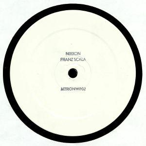 NIXXON/FRANZ SCALA - Mechatronica White 2