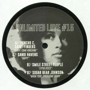 PONCHO C SAINT FINGERS/SANDI HAVENS/SMILE STREET PEOPLE/SUGAR BEAR JOHNSON - Unlimited Love #15