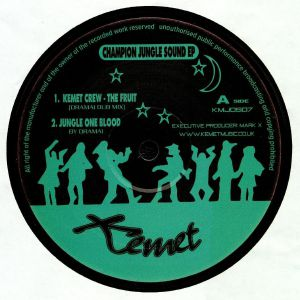 KEMET CREW/DRAMA1 - Champion Jungle Sound EP