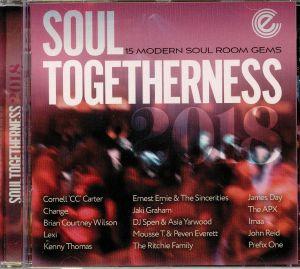 VARIOUS - Soul Togetherness 2018: 15 Modern Soul Room Gems