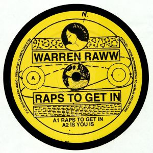WARREN RAWW - Raps To Get In