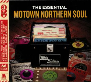 VARIOUS - The Essential Motown Northern Soul