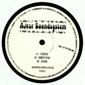 AJVAR SOUNDSYSTEM - Oriental Ananas