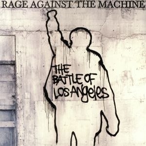 RAGE AGAINST THE MACHINE - The Battle Of Los Angeles (reissue)