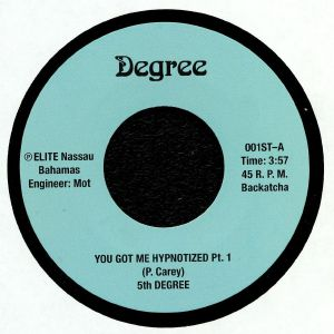 5TH DEGREE - You Got Me Hypnotized