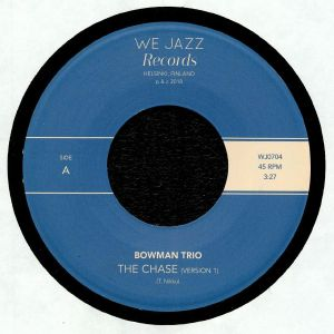 BOWMAN TRIO - The Chase (Version 1)