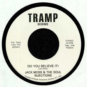 MOSS, Jack & THE SOUL INJECTIONS - Do You Believe It!