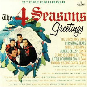 FOUR SEASONS, The - The 4 Seasons Greetings