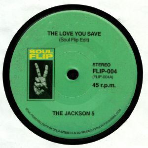 JACKSON 5, The/JOY LOVEJOY - Soul Flip Edits 04