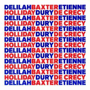 DURY, Baxter/ETIENNE DE CRECY/DELILAH HOLLIDAY - BED
