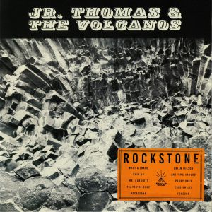JR THOMAS/THE VOLCANOS - Rockstone (mono)