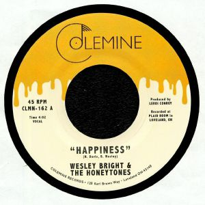 BRIGHT, Wesley/THE HONEYTONES - Happiness