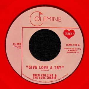 COLLINS, Nico/THE SOUL CHANCE - Give Love A Try