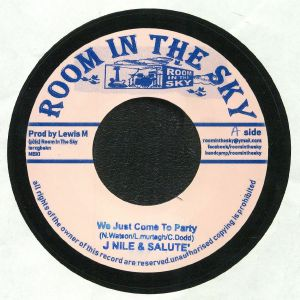 J NILE/SALUTE/VIN GORDON/SKYCRU - We Just Come To Party