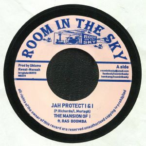 MANSION OF I, The feat RAS BOOMBA - Jah Protect I & I