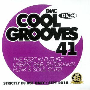 VARIOUS - Cool Grooves 41: The Best In Future Urban R&B Slowjams Funk & Soul Cutz! (Strictly DJ Only)