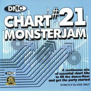 VARIOUS - DMC Chart Monsterjam #21 (Strictly DJ Only)
