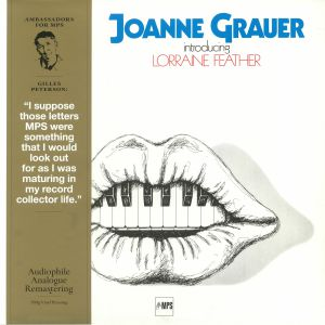 GRAUER, Joanne - Joanne Grauer Introducing Lorraine Feather (reissue)
